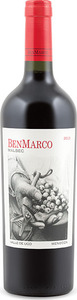 Benmarco Malbec 2013, Unfined And Unfiltered, Uco Valley Bottle