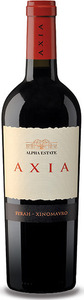 Alpha Estate Axia Red Blend 2011, Florina, Macedonia Bottle