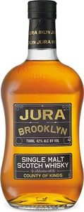 Jura Brooklyn, Single Malt Scotch Whisky Bottle