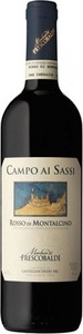 Marchesi De' Frescobaldi Campo Ai Sassi Rosso Di Montalcino 2013, Doc Bottle