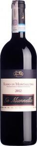 La Mannella Rosso Di Montalcino 2013, Doc Rosso Di Montalcino Bottle