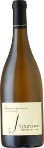 J Vineyards Chardonnay 2013, Russian River Valley, Sonoma County Bottle
