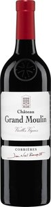 Château Grand Moulin 2012 Bottle