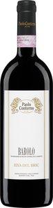 Paolo Conterno Riva Del Bric Barolo 2010, Unfiltered, Docg Bottle