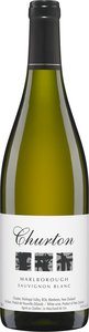 Churton Sauvignon Blanc 2013, Marlborough, South Island Bottle