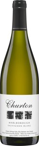 Churton Sauvignon Blanc 2014, Marlborough, South Island Bottle