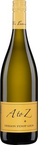 A To Z Oregon Pinot Gris 2014 Bottle