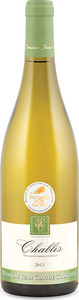 Domaine Jean Claude Courtault Chablis 2013, Ac Bottle