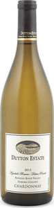 Dutton Estate Kyndall's Reserve Chardonnay 2012, Russian River Valley, Sonoma County Bottle