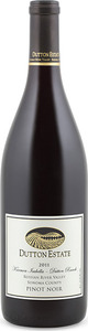 Dutton Estate Karmen Isabella Dutton Ranch Pinot Noir 2011, Russian River Valley, Sonoma County Bottle