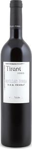 Rotllan Torra Tirant 2005, Doca Priorat Bottle