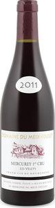 Domaine Du Meix Foulot Les Veleys Mercurey 1er Cru 2011, Ac Bottle