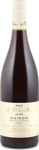 De Neuville Bertinière Chinon 2013 Bottle