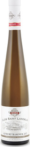 René Muré Clos St. Landelin Vorbourg Vendages Tardives Gewurztraminer 2011, Ac Alsace Grand Cru (500ml) Bottle