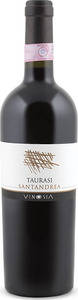 Vinosia Taurasi Santandrea 2009, Docg Bottle