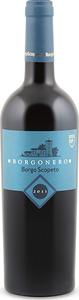 Borgo Scopeto Borgonero 2011, Igt Toscana Bottle