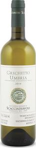 Scacciadiavoli Grechetto 2014, Igt Umbria Bottle