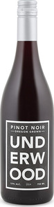 Underwood Oregon Grown Pinot Noir 2014, Oregon Bottle