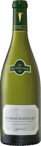 La Chablisienne Chablis Grand Cru Blanchot 2011 Bottle