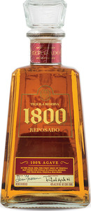 1800 Reposado Tequila Bottle