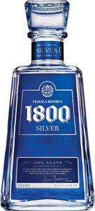 1800 Silver, Téquila Bottle
