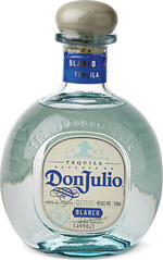 Don Julio Blanco, Téquila Bottle
