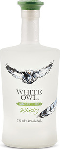 White Owl Whisky Ginger Lime Bottle