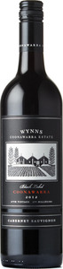 Wynns Coonawarra Estate Black Label Cabernet Sauvignon 2012, Coonawarra, South Australia Bottle