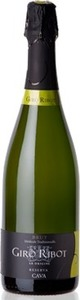 Giro Ribot Brut Reserva Ab Origine Bottle