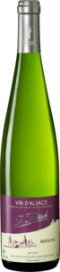 J. Fritsch Riesling 2014, Ac Alsace Bottle