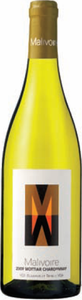 Malivoire Mottiar Chardonnay 2012, VQA Beamsville Bench, Niagara Peninsula Bottle