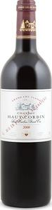 Château Haut Corbin 2000, Saint émilion Grand Cru Classé Bottle