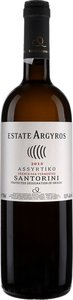 Ktima Argyros Assyrtiko French Oak Fermented 2013 Bottle