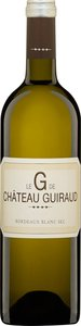 Le G De Château Guiraud 2014 Bottle