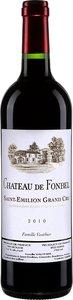 Château De Fonbel 2010, Ac Saint Emilion Bottle