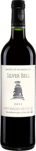 Silver Bell Saint Émilion Grand Cru 2010 Bottle