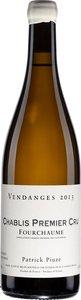 Patrick Piuze Chablis Premier Cru Fourchaume 2012 Bottle