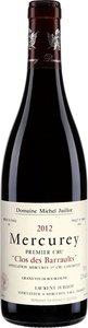 Domaine Michel Juillot Mercurey Premier Cru Clos Des Barrault 2012 Bottle