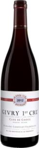 Domaine Chofflet Valdenaire Givry Premier Cru En Choué 2012 Bottle