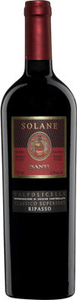 Solane Ripasso Valpolicella Classico Superiore 2012 Bottle