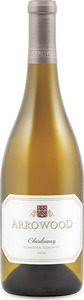 Arrowood Chardonnay 2012, Sonoma County Bottle