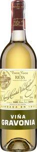 Vina Gravonia Rioja Crianza 2005 Bottle