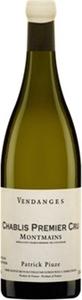 Patrick Piuze Chablis Premier Cru Montmains 2014 Bottle