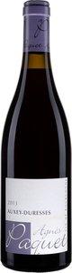 Agnès Paquet Auxey Duresses 2012 Bottle