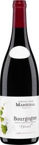 Catherine Et Claude Maréchal Bourgogne Cuvée Gravel 2014 Bottle