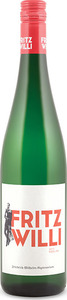 Fritz Willi Riesling 2013, Mosel Bottle