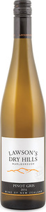 Lawson's Dry Hills Pinot Gris 2014, Marlborough, South Island Bottle