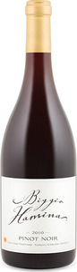 Biggio Hamina Pinot Noir 2010, Deux Vert Vineyard, Yamhill Carlton District, Willamette Valley Bottle