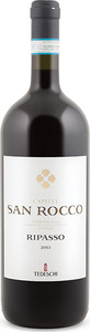 Tedeschi Capitel San Rocco Ripasso Valpolicella Superiore 2013, Doc (1500ml) Bottle