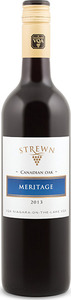 Strewn Canadian Oak Meritage 2013, VQA Niagara On The Lake Bottle